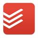 Logo Todoist : Liste des tâches