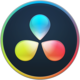 Logo DaVinci Resolve Studio Mac