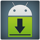 Logo Loader Droid Download Manager Android
