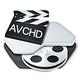 Logo Aiseesoft AVCHD Convertisseur pour Mac