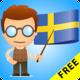 Logo Grammaire suédoise Free