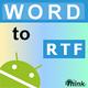 Logo Word to RTF