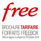 Logo Freebox Delta – Brochure Tarifaire