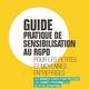 Logo Guide pratique de sensibilisation au RGPD