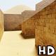 Logo Labyrinthe en 3D