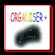 Logo Organiser   par Upbraining