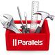 Logo Parallels Toolbox Mac