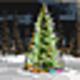 Logo Christmas Eve 3D Screensaver
