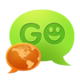 Logo GO SMS Pro German language pac