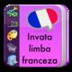 Logo Invata limba franceza pro