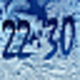 Logo Frost Clock Screensaver