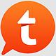 Logo Tapatalk Android
