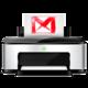 Logo Cloud Print Mon Gmail
