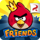 Logo Angry Birds Friends