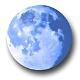 Logo Pale Moon Linux