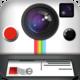 Logo InstaCards iOS