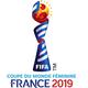Logo Calendrier de la coupe du monde féminine 2019 ICS