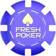 Logo Fresh Poker – Texas Holdem