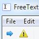 Logo Free Text