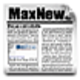 Logo MaxNews