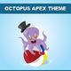 Logo Thème Apex Octopus