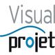 Logo Application VisualProjet
