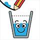 Logo Happy Glass iOS