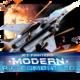 Logo Modern Air Combat (3D)