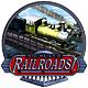 Logo Sid Meier's Railroads!