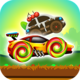 Logo Fun Kid Racing – Candy Land
