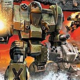 Logo MechWarrior 4 mercenaries