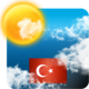 Logo Weather for Turkey