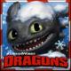 Logo Dragons : L'Envol de Beurk
