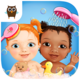 Logo Sweet Baby Girl – Daycare 2