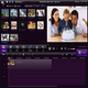 Logo Wondershare Video Editor