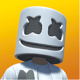 Logo Marshmello Music Dance IOS
