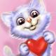Logo Drôle doux chat live wallpaper