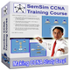Logo SemSim CCNA 640-802 Certification Exam Training
