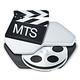 Logo Aiseesoft MTS Convertisseur pour Mac