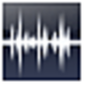Logo WavePad - Éditeur audio gratuit pour Mac
