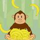 Logo Going Bananas Free Game