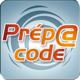 Logo PREPACODE – Code de la route  iOS