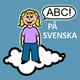 Logo SVENSKA bokstäver / alfabetet