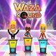 Logo Wazasound Quiz Blind Test