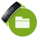 Logo Gear Fit File Manager