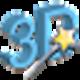 Logo Insofta 3D Text Commander