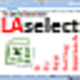 Logo LAselect