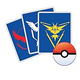 Logo Modèle CV Pokemon Go Word