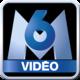 Logo M6 Vidéo Box