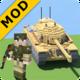 Logo Flan's Mod for Minecraft